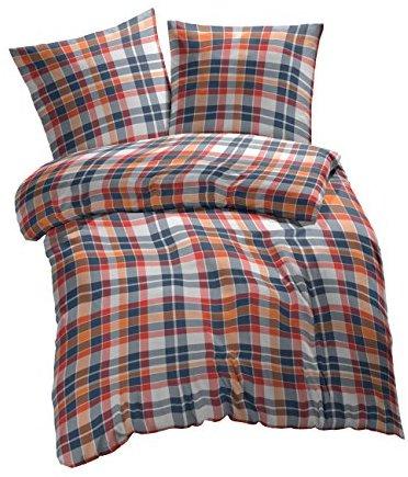 sch ne bettw sche aus renforc wei 155x220 von et rea. Black Bedroom Furniture Sets. Home Design Ideas
