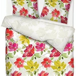 Schöne Bettwäsche aus Satin - 135x200 von ESPRIT