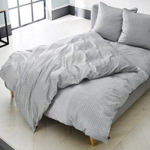 Traumhafte Bettwäsche aus Satin - 135x200 von s.Oliver