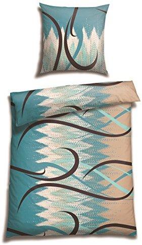 kuschelige bettw sche aus satin 135x200 von schiesser bettw sche. Black Bedroom Furniture Sets. Home Design Ideas