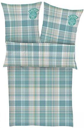 Kuschelige Bettwäsche aus Satin - 155x220 von s.Oliver