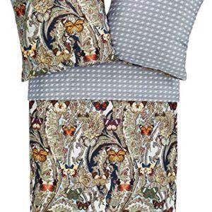 Kuschelige Bettwäsche aus Satin - 155x220 von Zucchi
