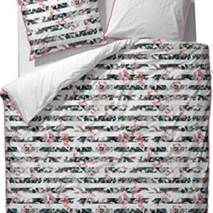 Schöne Bettwäsche aus Satin - 200x200 von ESPRIT