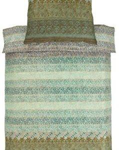 Traumhafte Bettwäsche aus Satin - blau 135x200 von Bassetti