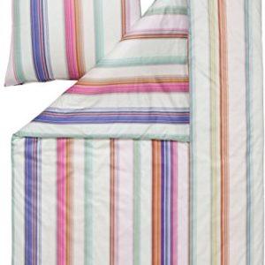 Traumhafte Bettwäsche aus Satin - rosa 135x200 von Estella