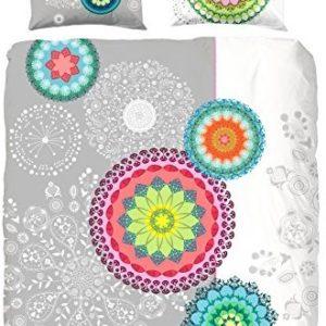 Traumhafte Bettwäsche aus Satin - weiß von HIP