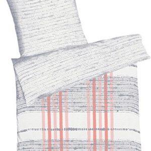 Kuschelige Bettwäsche aus Seersucker - grau 135x200 von Kaeppel