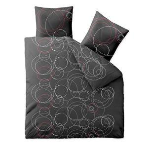 """Gemusterte """"Trend Cariba"""" Bettwäsche aus Baumwolle von Aqua-Textil"""