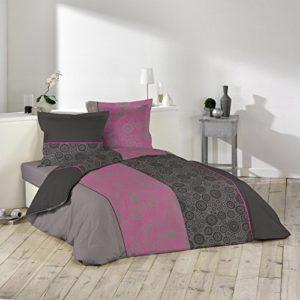 "Moderne ""Felicia"" Bettwäsche aus Baumwoll von Douceur d 'Intérieur"