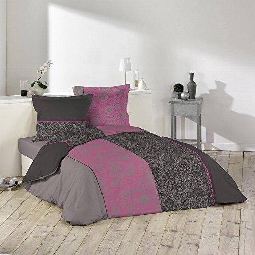 moderne felicia bettw sche aus baumwoll von douceur d. Black Bedroom Furniture Sets. Home Design Ideas