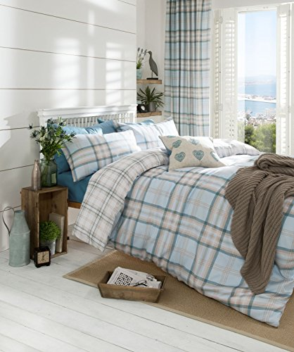 h bsche bettw sche aus baumwolle grau 200x200 von catherine lansfield bettw sche. Black Bedroom Furniture Sets. Home Design Ideas