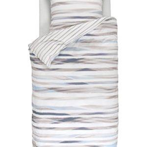Schöne Bettwäsche aus Baumwollsatin - grau 135x200 von ESPRIT