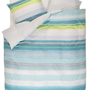 Schöne Bettwäsche - blau 135x200 von ESPRIT