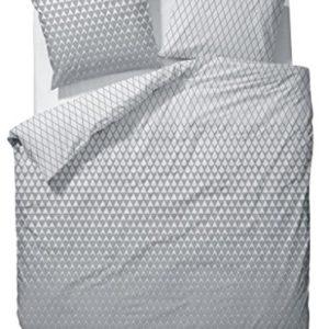 Hübsche Bettwäsche aus Satin - 155x220 von ESPRIT