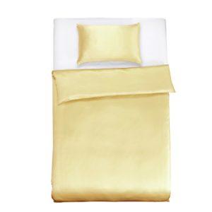 Kuschelige Bettwäsche aus Seide - 135x200 von LILYSILK