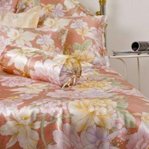 Hübsche Bettwäsche aus Seide - 135x200 von Orifashion