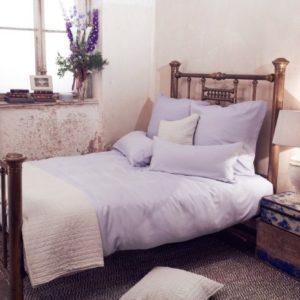 Schöne Bettwäsche aus Seide - 135x200 von URBANARA