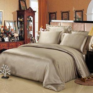 Hübsche Bettwäsche aus Seide - 155x200 von Lilysilk