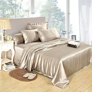 Schöne Bettwäsche aus Seide - 155x200 von Lilysilk