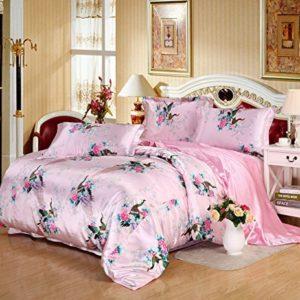 Schöne Bettwäsche aus Seide - 220x240 von Zhiyuan