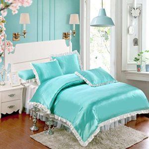 Kuschelige Bettwäsche aus Seide - 220x240 von Zhiyuan
