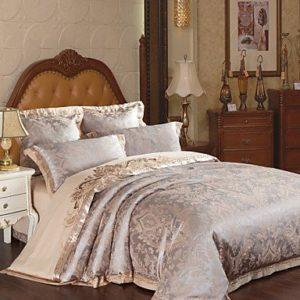 Schöne Bettwäsche aus Seide - 220x240 von ZHUAN