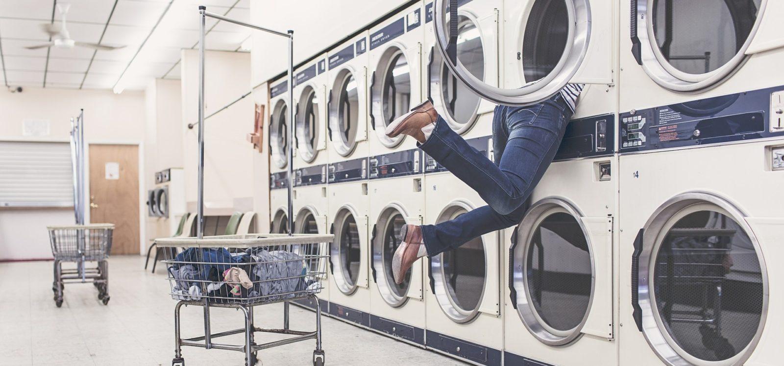 Bettwäsche waschen