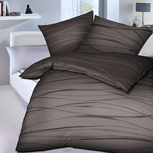 sch ne bettw sche aus biber braun 200x200 von kaeppel bettw sche. Black Bedroom Furniture Sets. Home Design Ideas