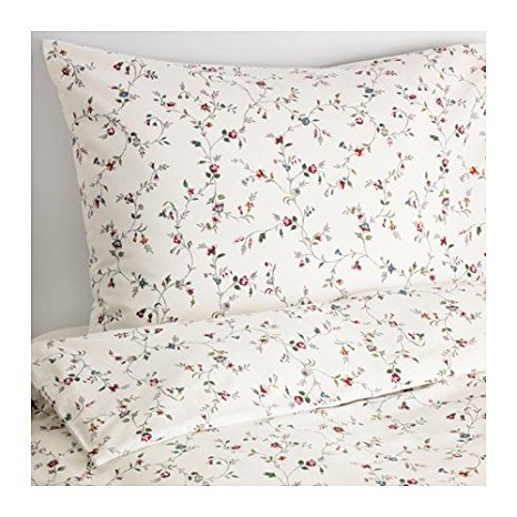 Ikea Bettwäsche Blumen Muster Für Einen Traumhaften Schlaf