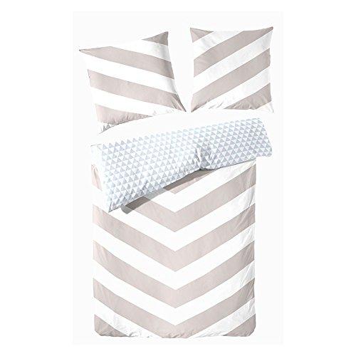 sch ne bettw sche aus renforc wei 200x200 von h g hahn haustextilien bettw sche. Black Bedroom Furniture Sets. Home Design Ideas