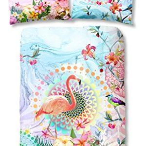 Hübsche Bettwäsche aus Satin - 135x200 von HIP