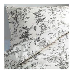 Schöne Bettwäsche aus Perkal - von Ikea