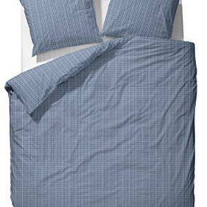 Schöne Bettwäsche aus Perkal - blau 135x200 von MarcOPolo