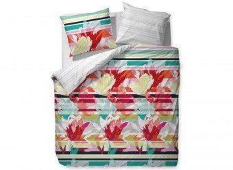 Schöne Bettwäsche aus Satin - 155x220 von ESPRIT
