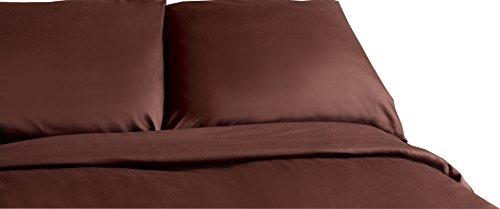 traumhafte bettw sche aus satin braun 220x240 von carpe sonno bettw sche. Black Bedroom Furniture Sets. Home Design Ideas