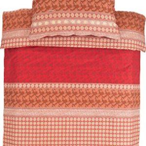 Traumhafte Bettwäsche aus Satin - rot 200x200 von Bassetti