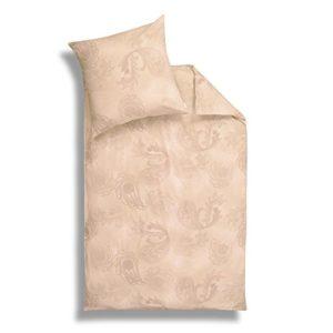 Schöne Bettwäsche aus Seide - 155x220 von Estella
