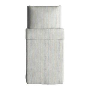 Schöne Bettwäsche aus Perkal - 140x200 von Ikea