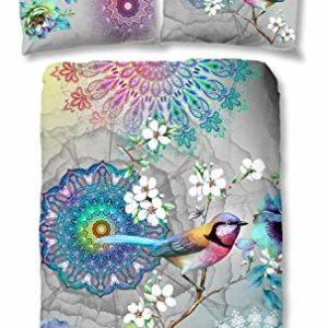 Traumhafte Bettwäsche aus Satin - 135x200 von HIP