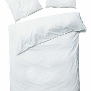 Schöne Bettwäsche aus Satin - weiß 155x200 von Carpe Sonno