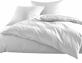 Einfarbige Mako-Satin Bettwäsche von Bettwaesche-mit-Stil