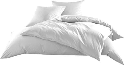 Einfarbige Mako Satin Bettwäsche Von Bettwaesche Mit Stil