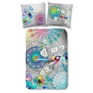 Hübsche Bettwäsche aus Satin - 155x220 von HIP