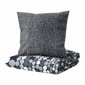 Traumhafte Bettwäsche aus Baumwolle - 155x220 von Ikea