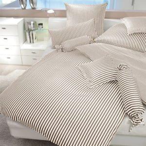 Schöne Bettwäsche aus Seide - von Janine