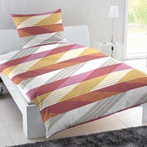 Schöne Bettwäsche aus Renforcé - weiß 135x200 von Betz
