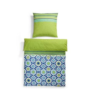 Schöne Bettwäsche aus Renforcé - 155x220 von s.Oliver