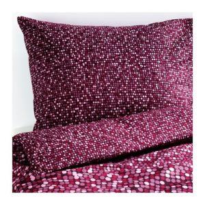 Hübsche Bettwäsche aus Baumwolle - von Ikea