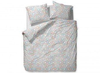 Kuschelige Bettwäsche aus Mako-Satin - 135x200 von ESPRIT