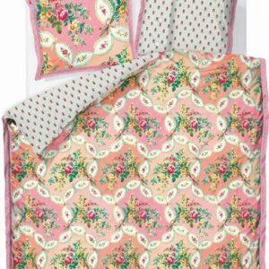 Schöne Bettwäsche aus Perkal - rosa 155x220 von PiP Studio